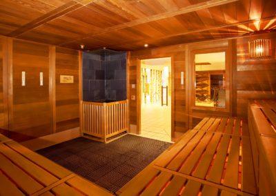 Lange Saunaabende von Mai – Oktober