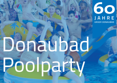 Poolparty für Kids & Teens am 29.11.2019