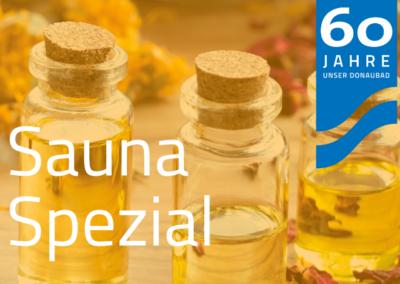 Sauna-Spezial – Genuss mit allen Sinnen (am 18. & 19.11.)