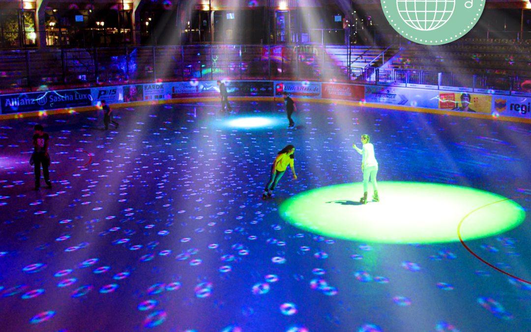 Roller-Disco am 20.08 & 28.08
